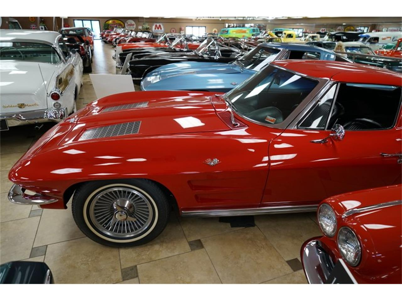 Large Picture of '63 Corvette - PX3G