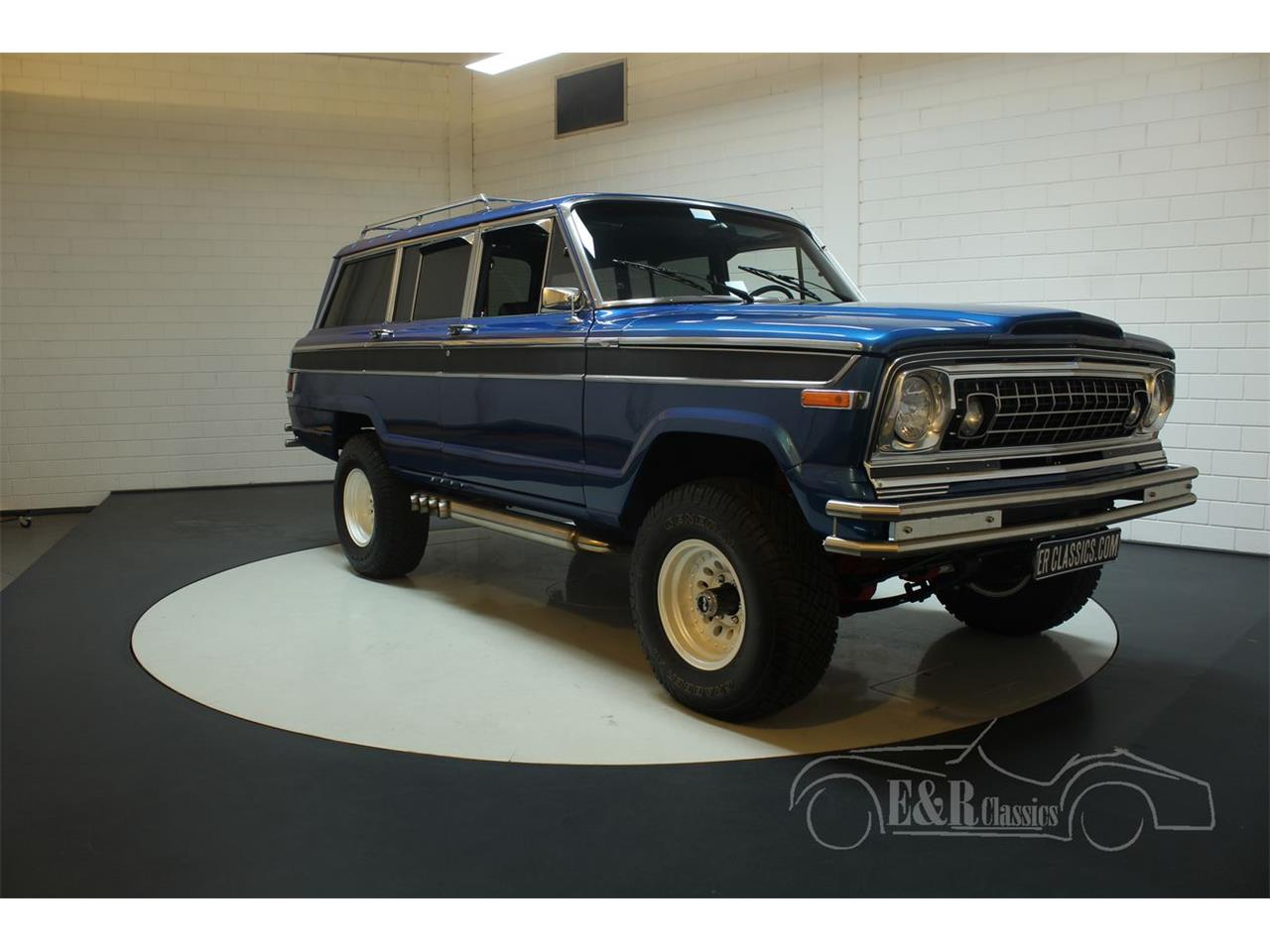 Large Picture of '76 Wagoneer - PX3J