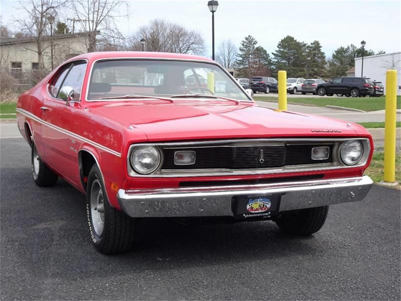 Large Picture of '70 Plymouth Duster located in New York - PX3M