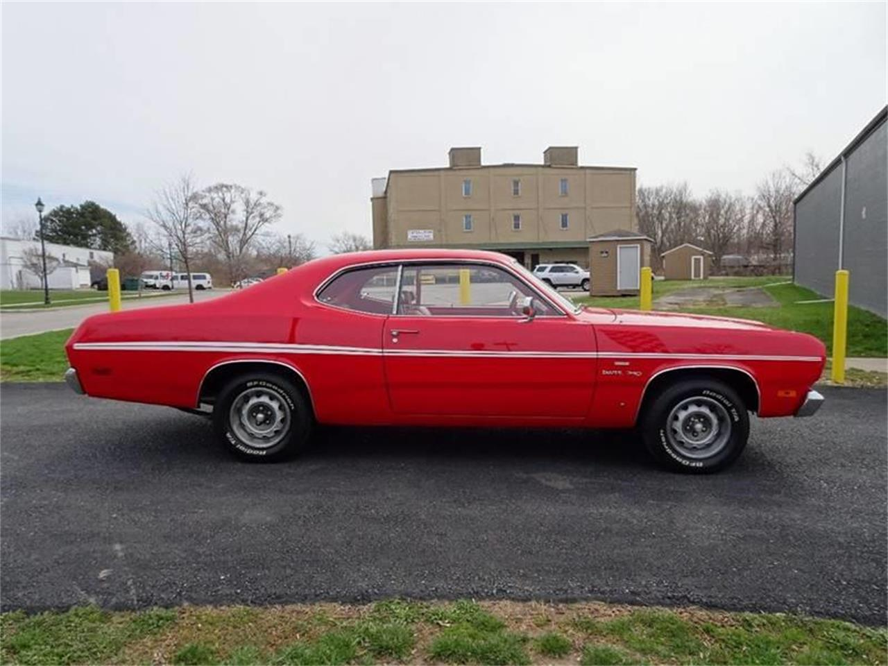 Large Picture of '70 Duster Offered by Great Lakes Classic Cars - PX3M