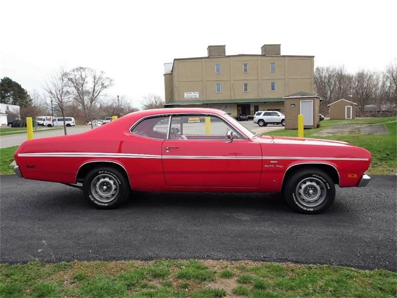 Large Picture of Classic 1970 Plymouth Duster located in Hilton New York - $34,850.00 Offered by Great Lakes Classic Cars - PX3M