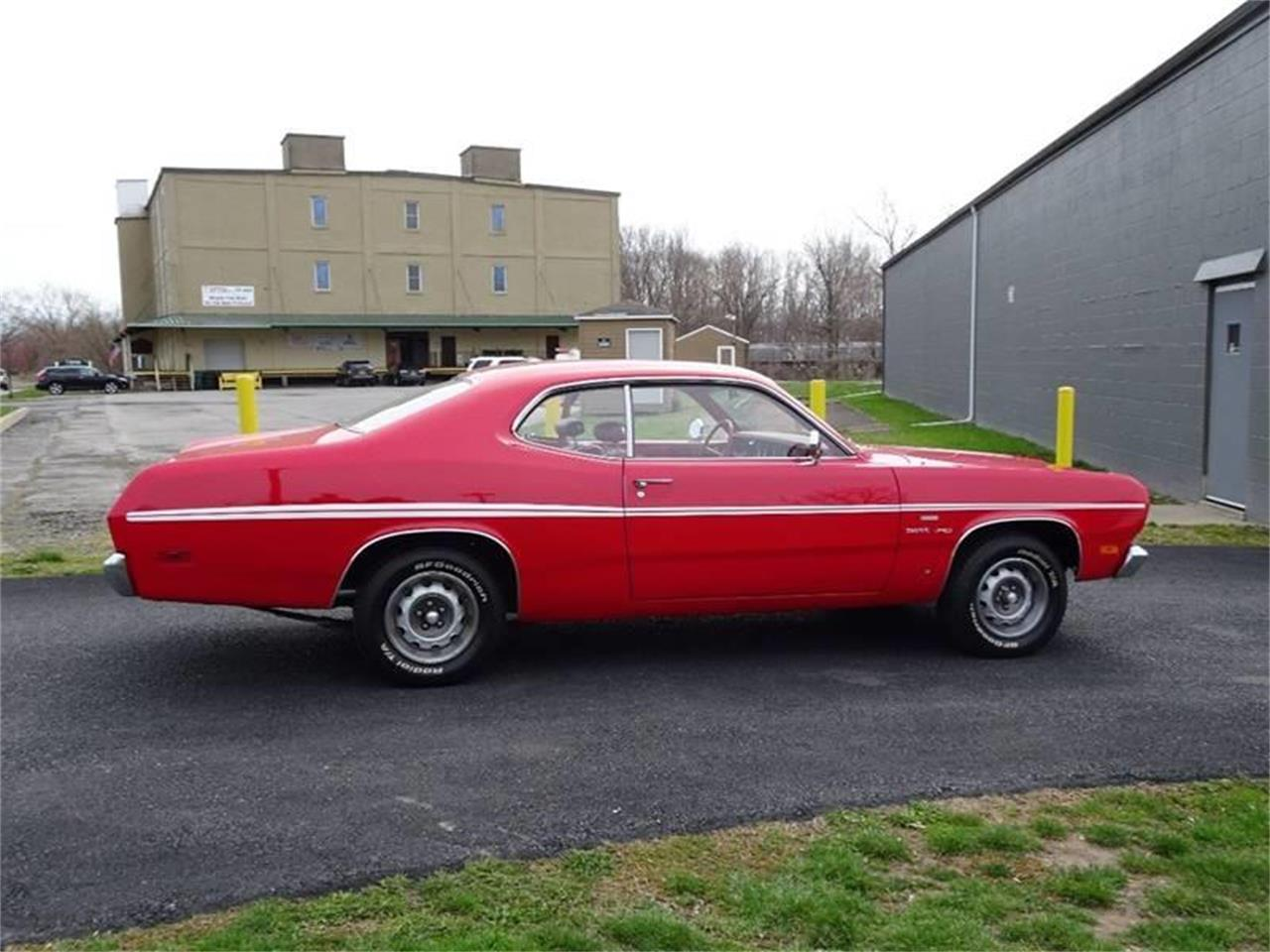 Large Picture of 1970 Duster Offered by Great Lakes Classic Cars - PX3M