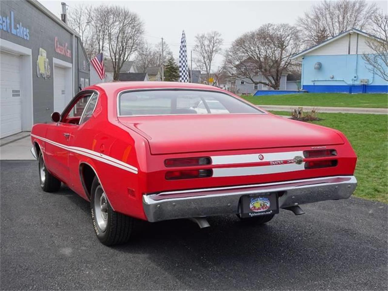 Large Picture of Classic 1970 Duster Offered by Great Lakes Classic Cars - PX3M