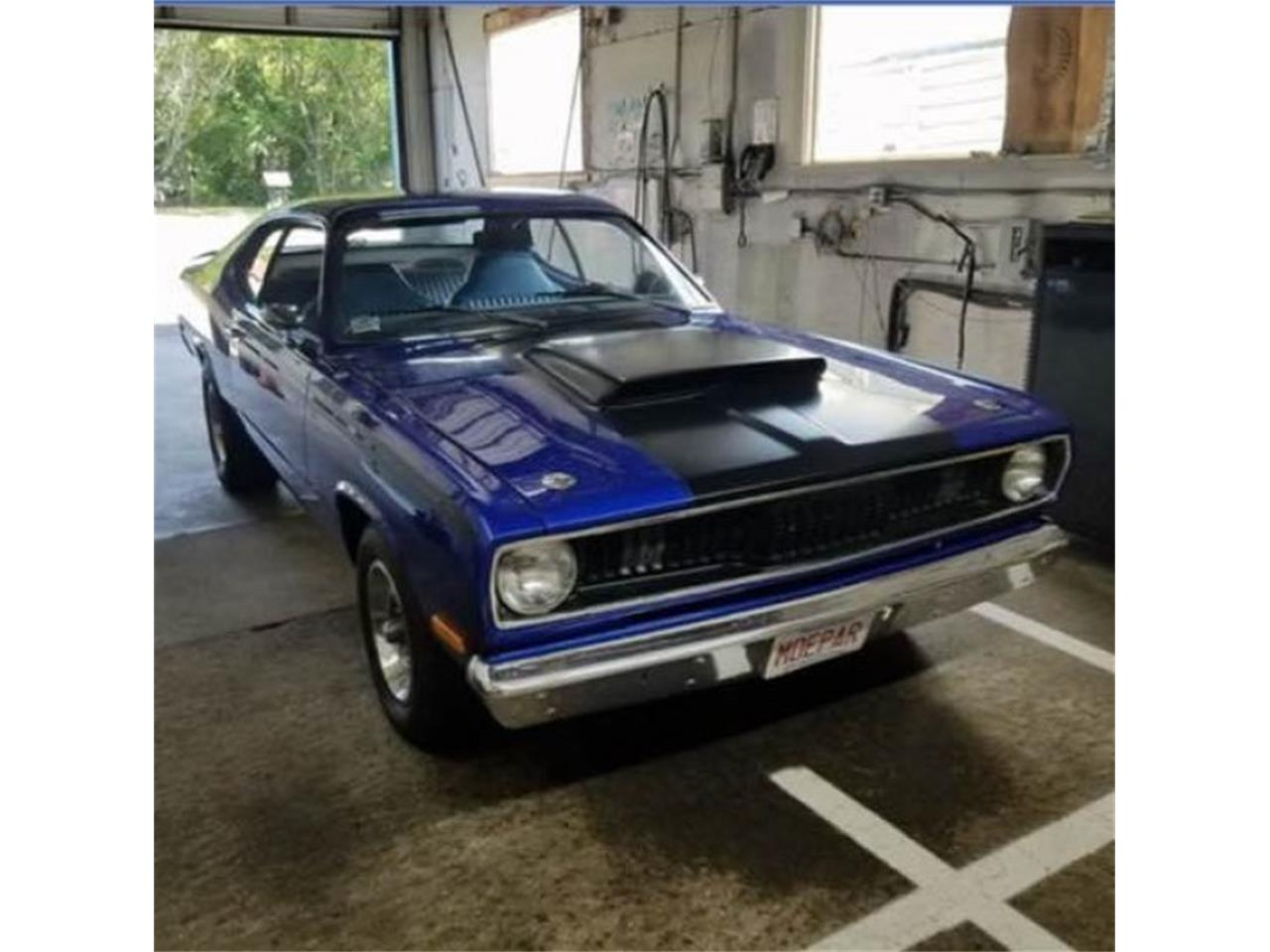 Large Picture of '72 Duster - PX3Q