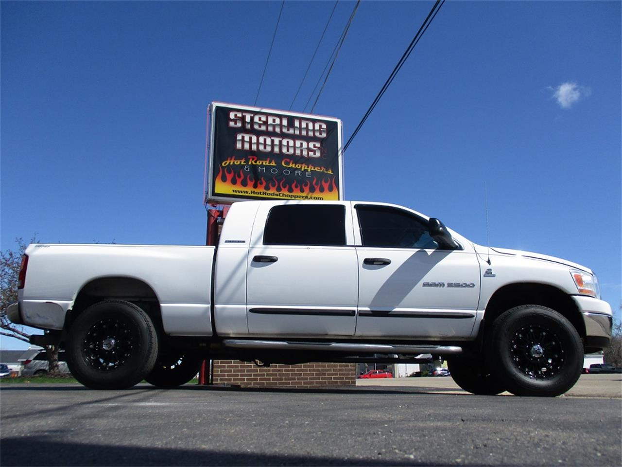 Large Picture of '06 Ram 2500 - PX3T