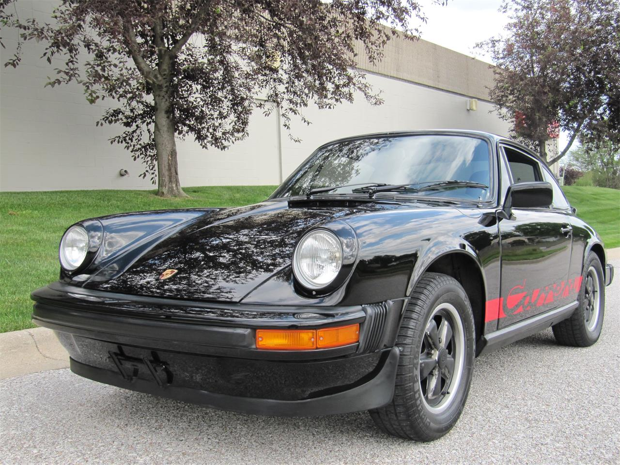 Large Picture of '76 911 Offered by Classic Auto Sales - PX40