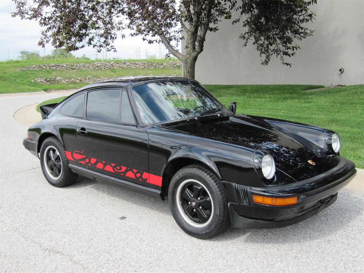 Large Picture of 1976 Porsche 911 - PX40