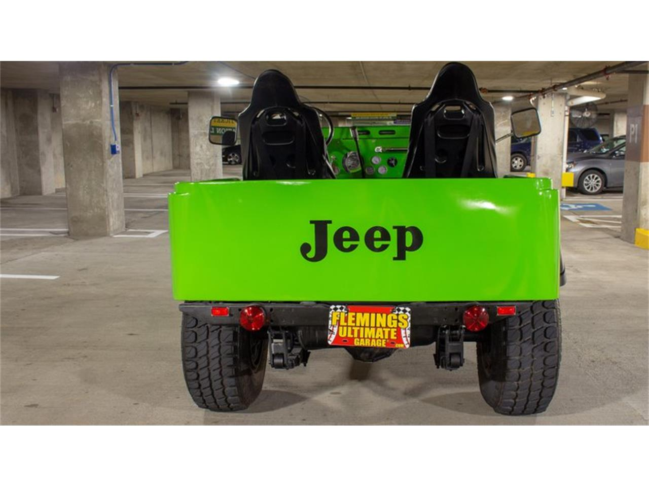 Large Picture of '74 CJ5 - PX41
