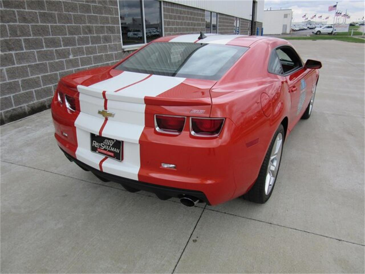 Large Picture of '10 Camaro - PX43