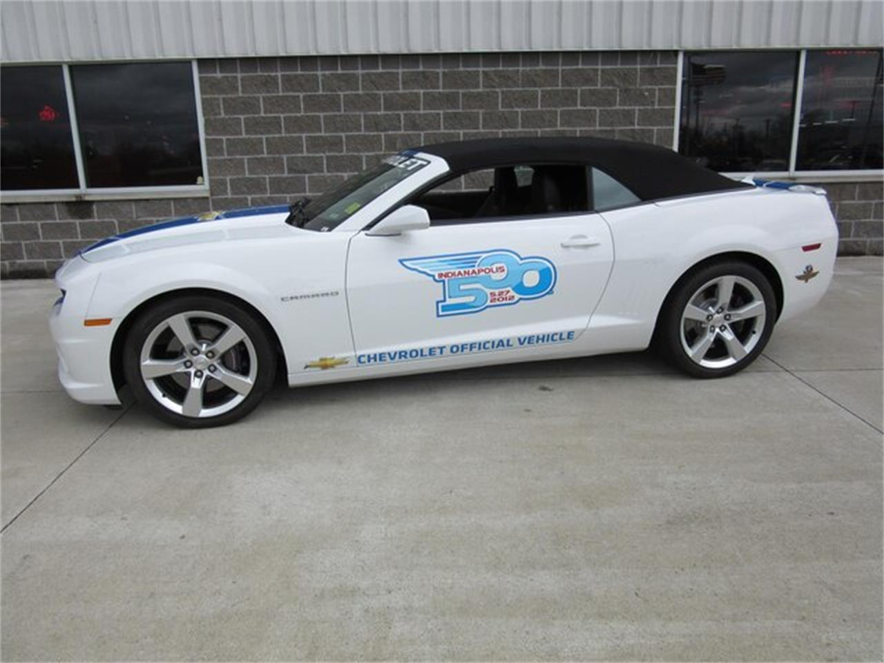 Large Picture of '12 Camaro - PX44
