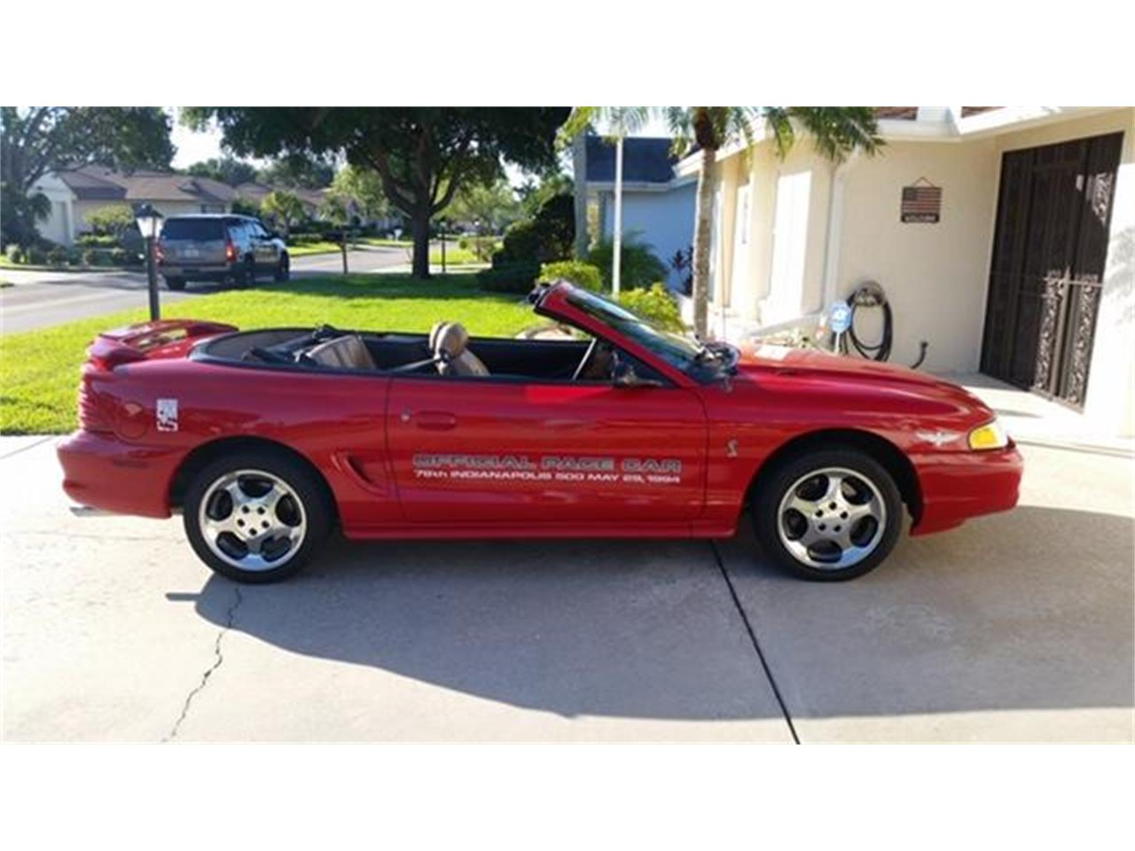 Large Picture of '94 Mustang Cobra - PX46