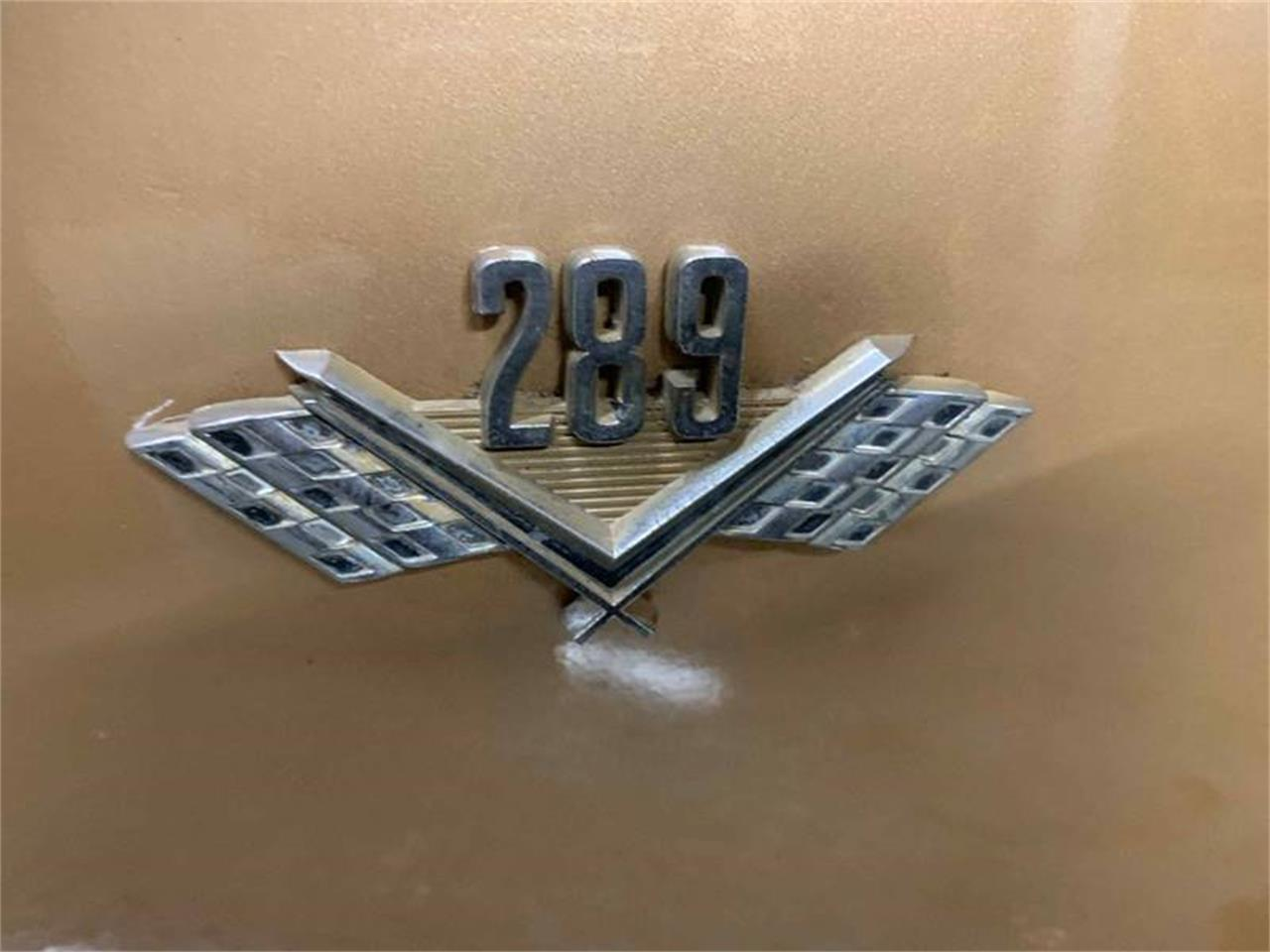 Large Picture of Classic '65 Ford Fairlane 500 located in Redmond Oregon - $11,500.00 - PX48