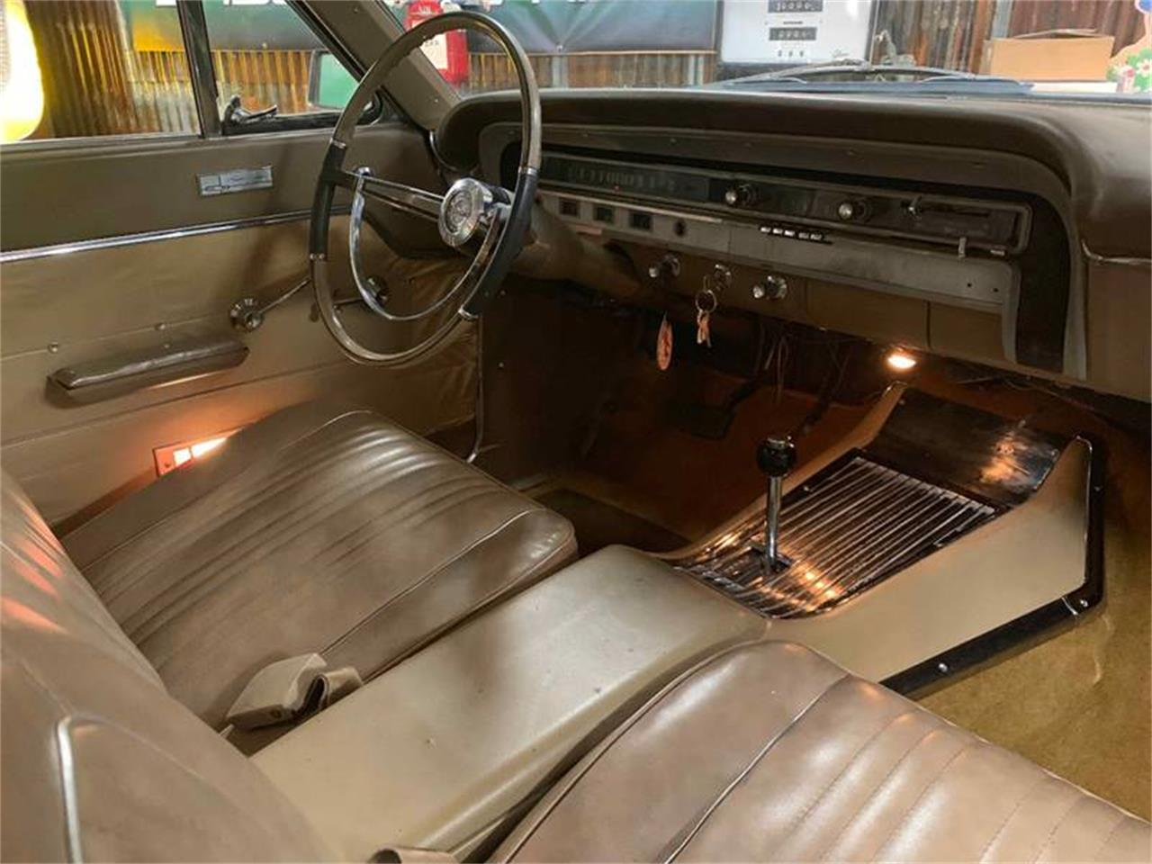 Large Picture of '65 Ford Fairlane 500 located in Redmond Oregon - $11,500.00 - PX48