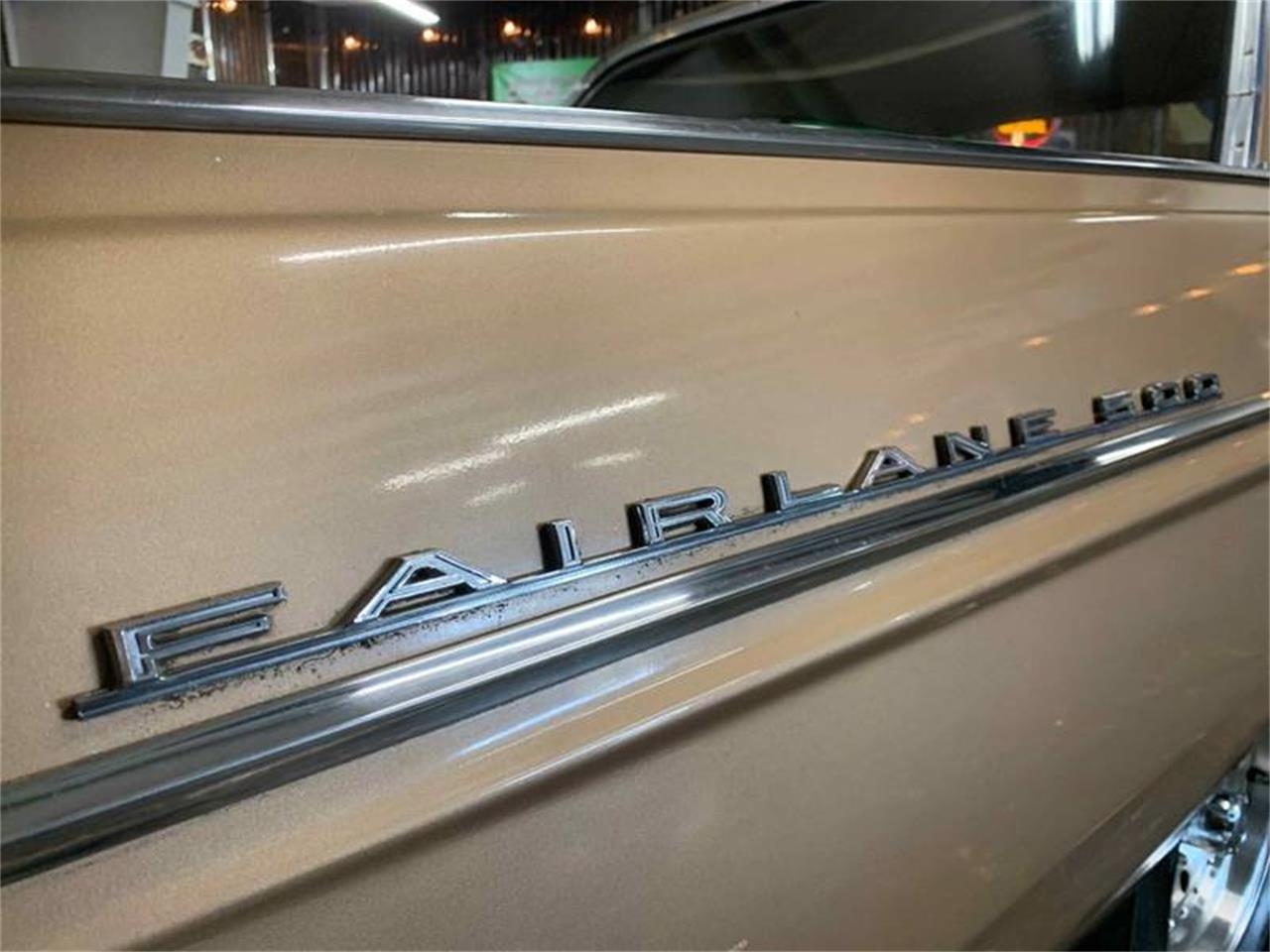 Large Picture of Classic '65 Fairlane 500 located in Oregon - $11,500.00 - PX48