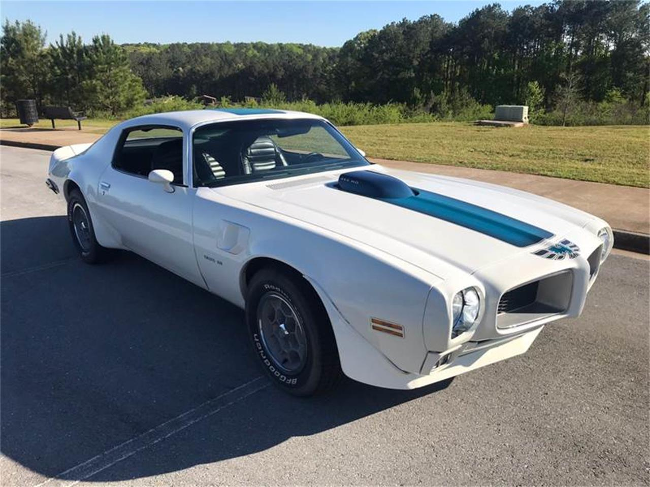 Large Picture of '72 Firebird Trans Am - PX4C