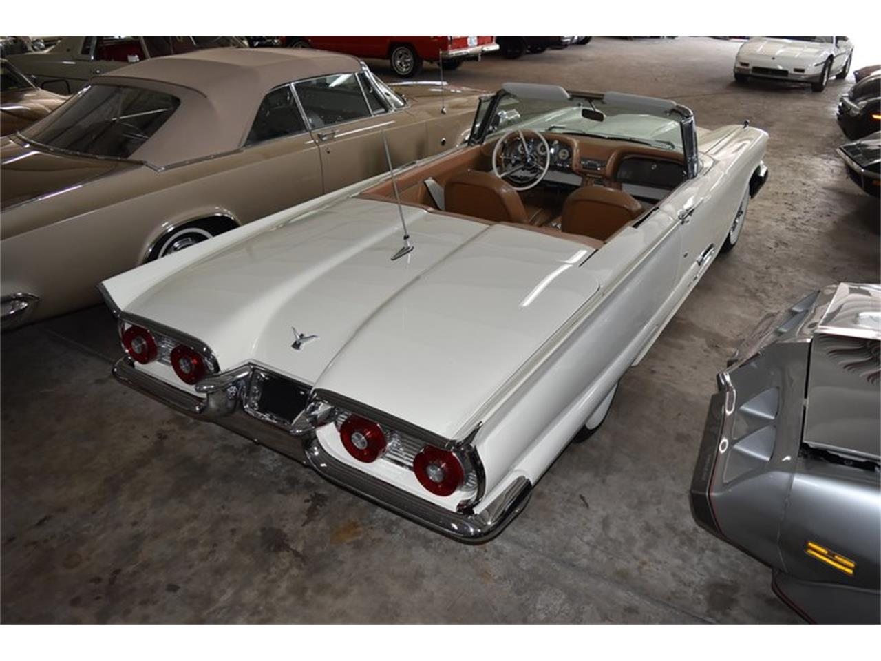 Large Picture of '59 Thunderbird - PX4F