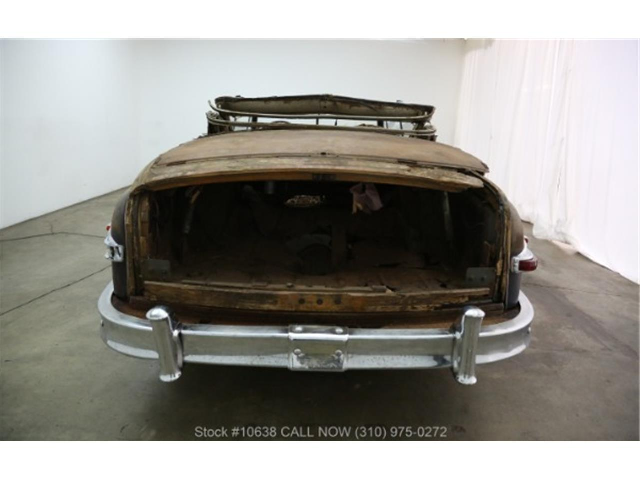 Large Picture of Classic '49 Chrysler Town & Country - $23,500.00 Offered by Beverly Hills Car Club - PQN9