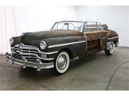 Picture of Classic 1949 Chrysler Town & Country located in Beverly Hills California Offered by Beverly Hills Car Club - PQN9