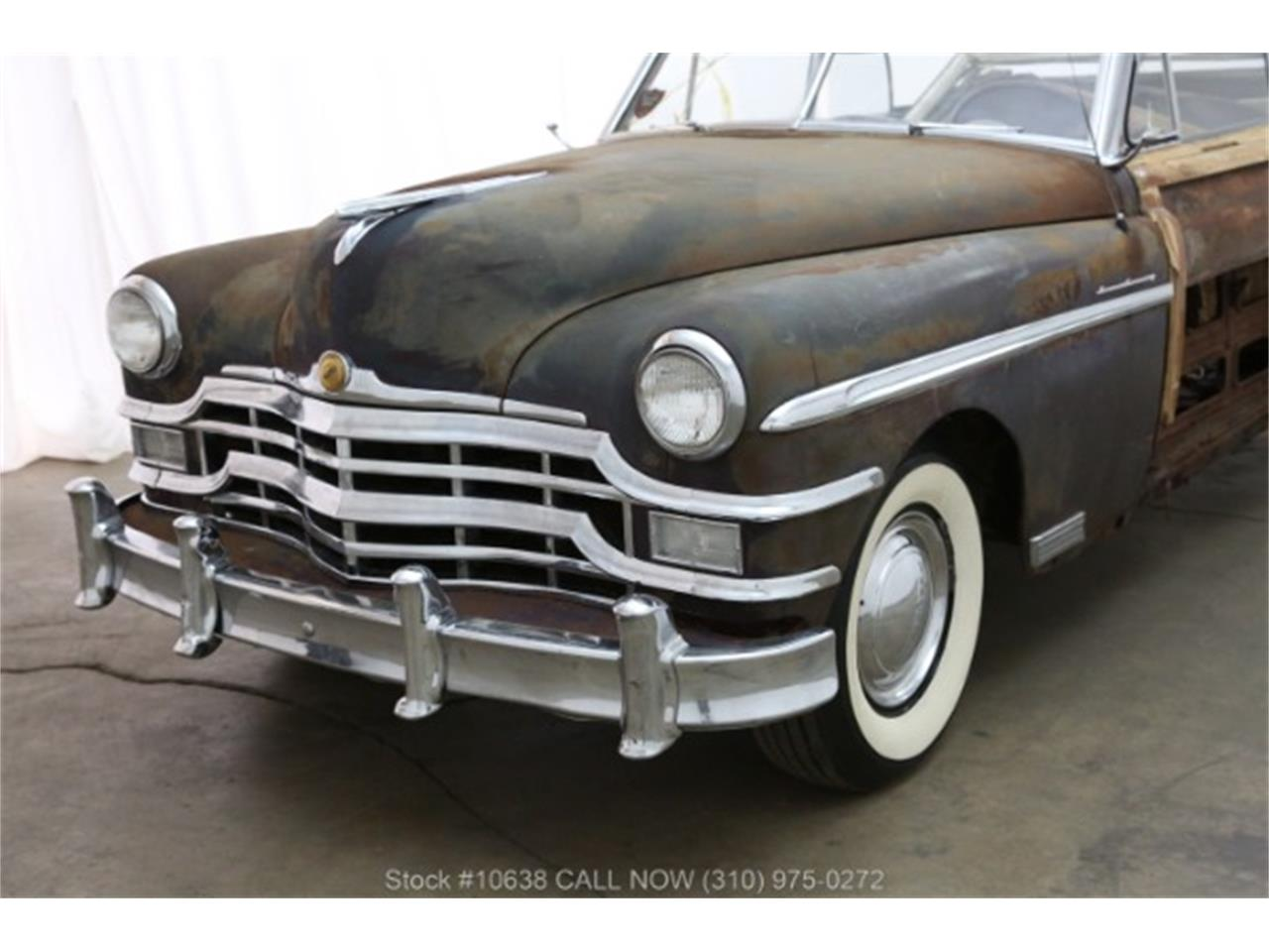 Large Picture of '49 Chrysler Town & Country - $23,500.00 Offered by Beverly Hills Car Club - PQN9