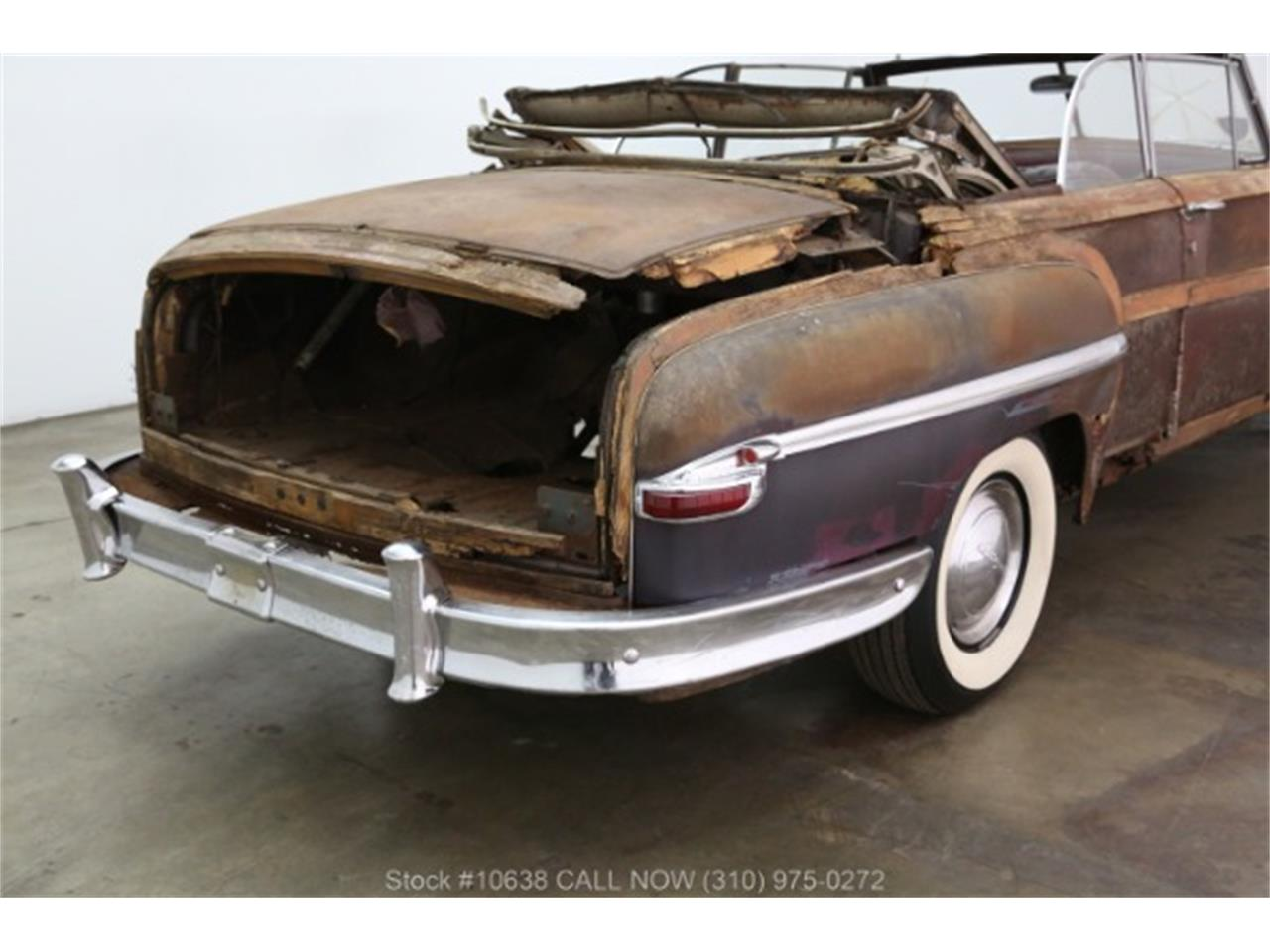 Large Picture of 1949 Chrysler Town & Country located in California - $23,500.00 Offered by Beverly Hills Car Club - PQN9