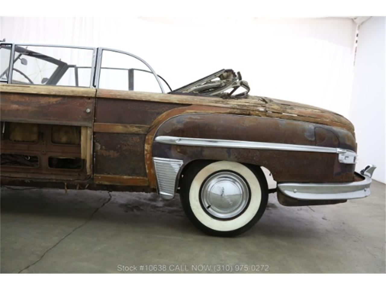 Large Picture of 1949 Chrysler Town & Country Offered by Beverly Hills Car Club - PQN9