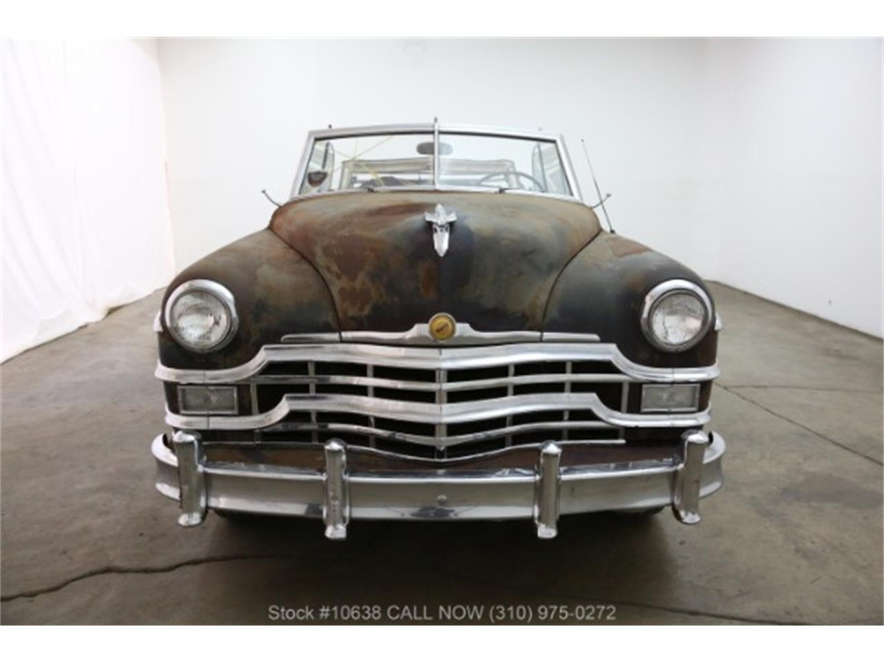 Large Picture of Classic 1949 Chrysler Town & Country - PQN9