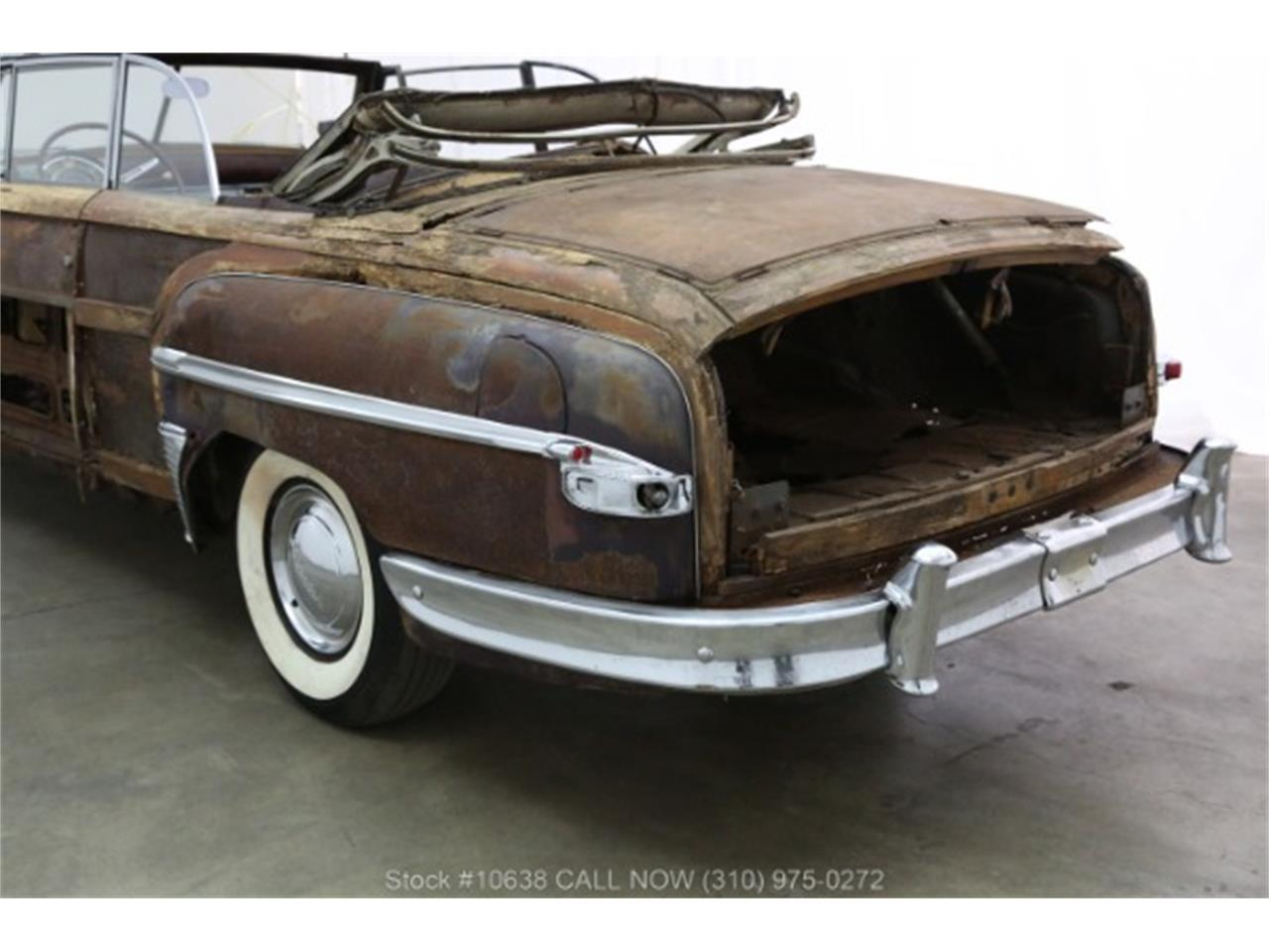 Large Picture of '49 Chrysler Town & Country located in California - PQN9