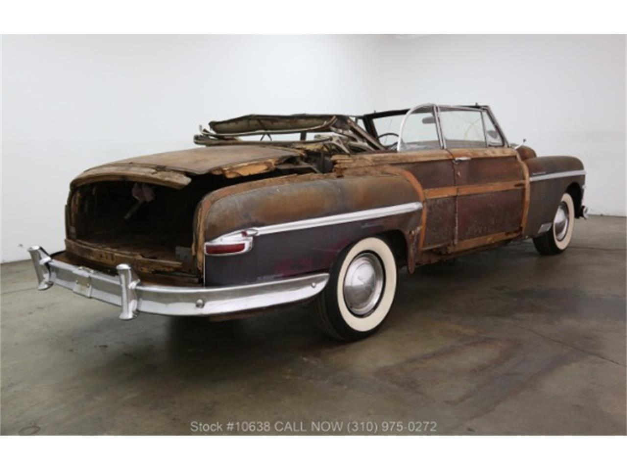 Large Picture of 1949 Chrysler Town & Country located in California Offered by Beverly Hills Car Club - PQN9