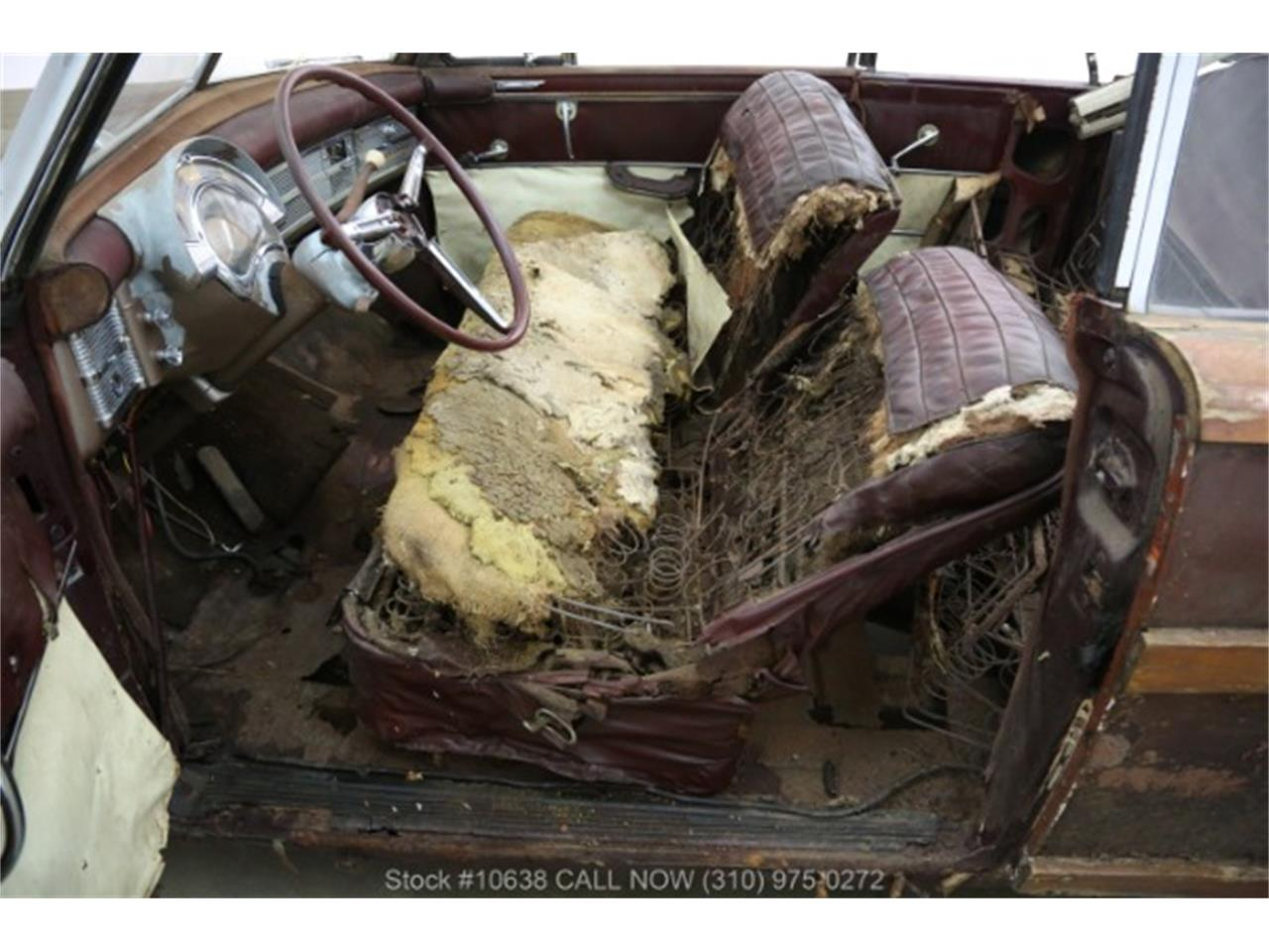 Large Picture of 1949 Chrysler Town & Country located in Beverly Hills California - $23,500.00 Offered by Beverly Hills Car Club - PQN9