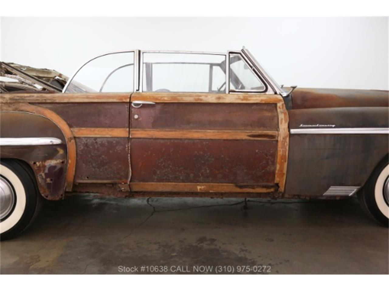 Large Picture of '49 Town & Country located in California Offered by Beverly Hills Car Club - PQN9