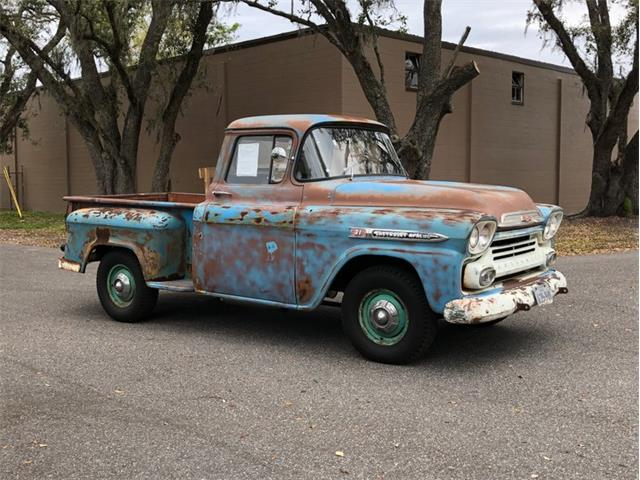 Picture of '59 Chevrolet Apache located in Orlando Florida - $15,000.00 - PX4I