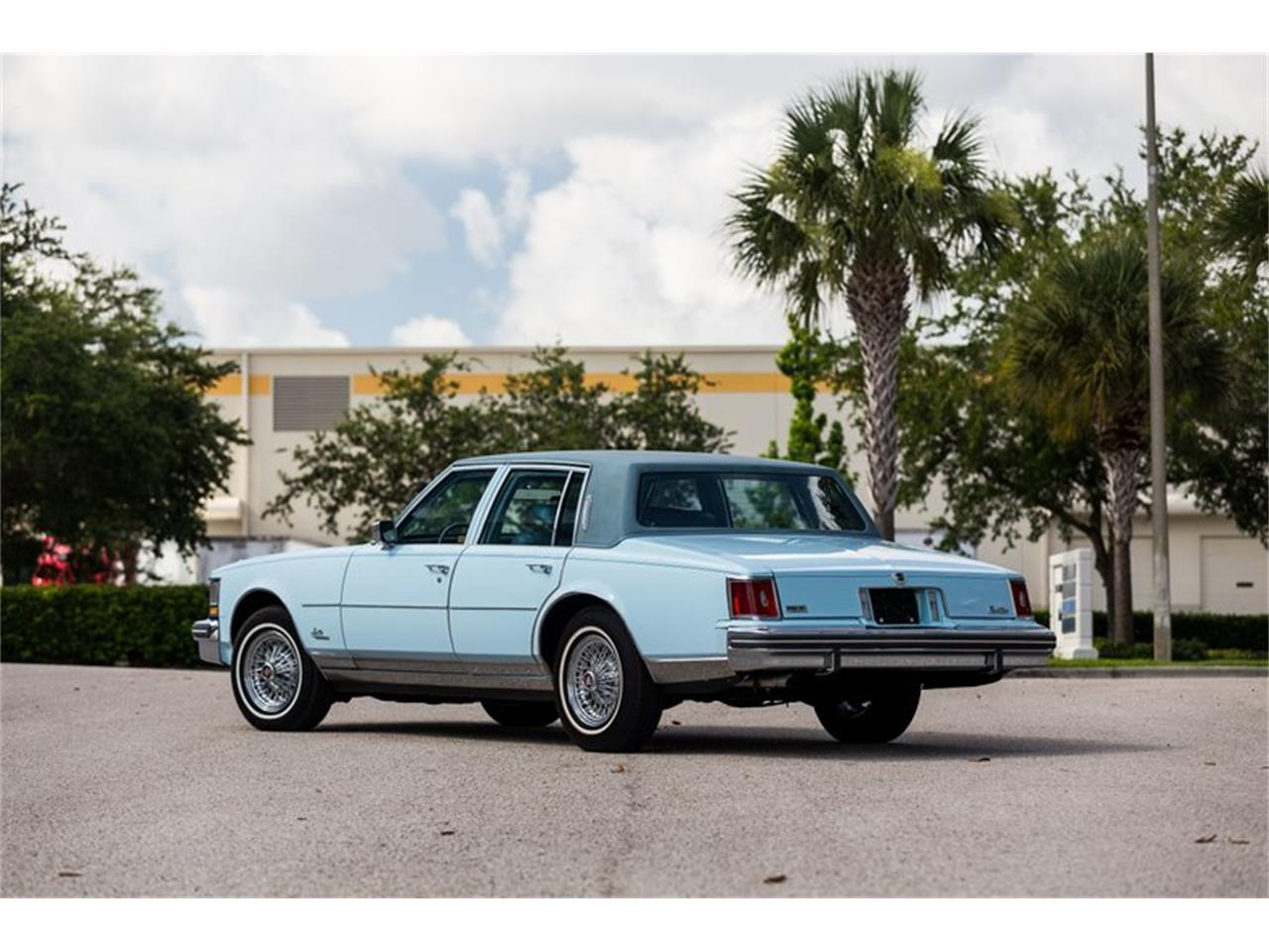 Large Picture of '78 Cadillac Seville located in Florida - $12,900.00 Offered by Orlando Classic Cars - PX4J