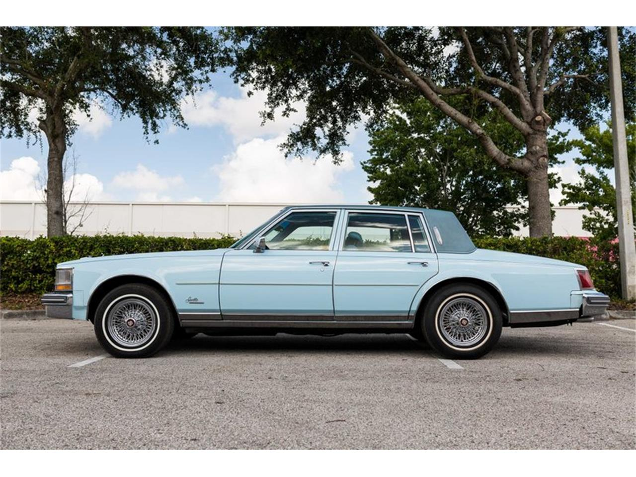 Large Picture of 1978 Cadillac Seville Offered by Orlando Classic Cars - PX4J