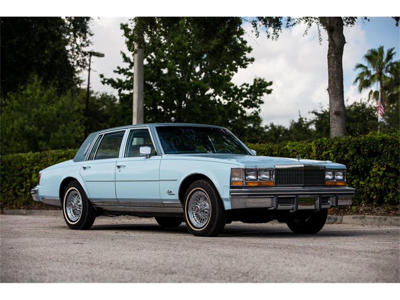 Large Picture of '78 Seville located in Florida Offered by Orlando Classic Cars - PX4J