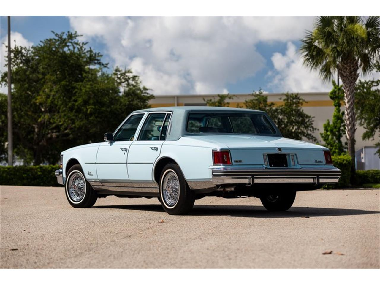 Large Picture of '78 Seville - PX4J