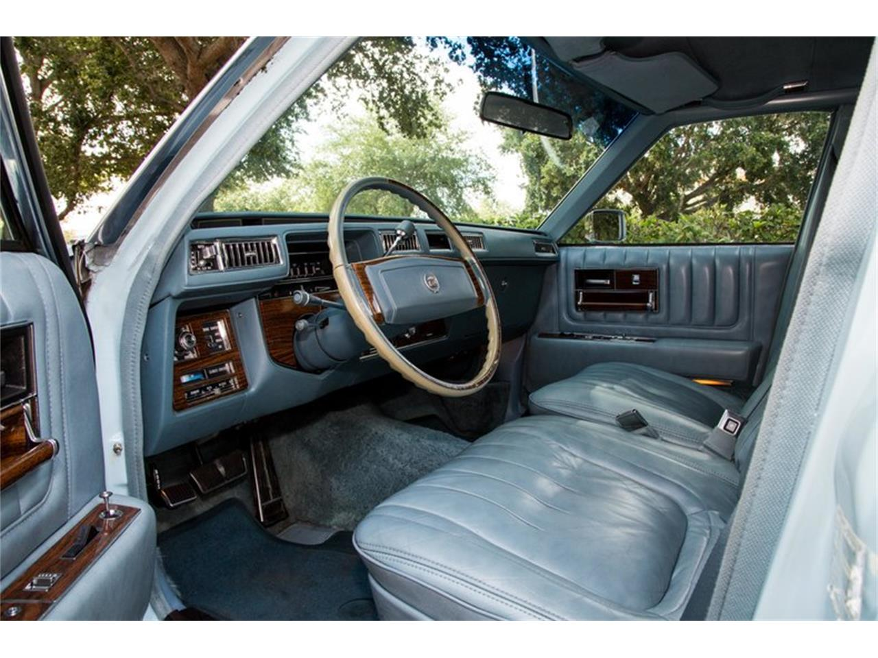 Large Picture of '78 Cadillac Seville located in Orlando Florida Offered by Orlando Classic Cars - PX4J