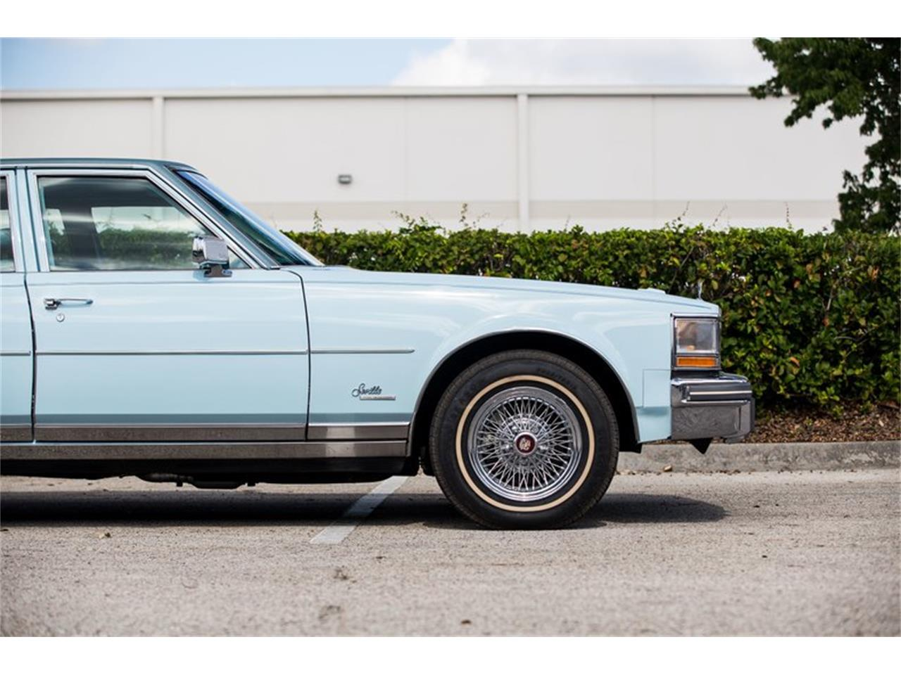 Large Picture of 1978 Cadillac Seville located in Orlando Florida - PX4J