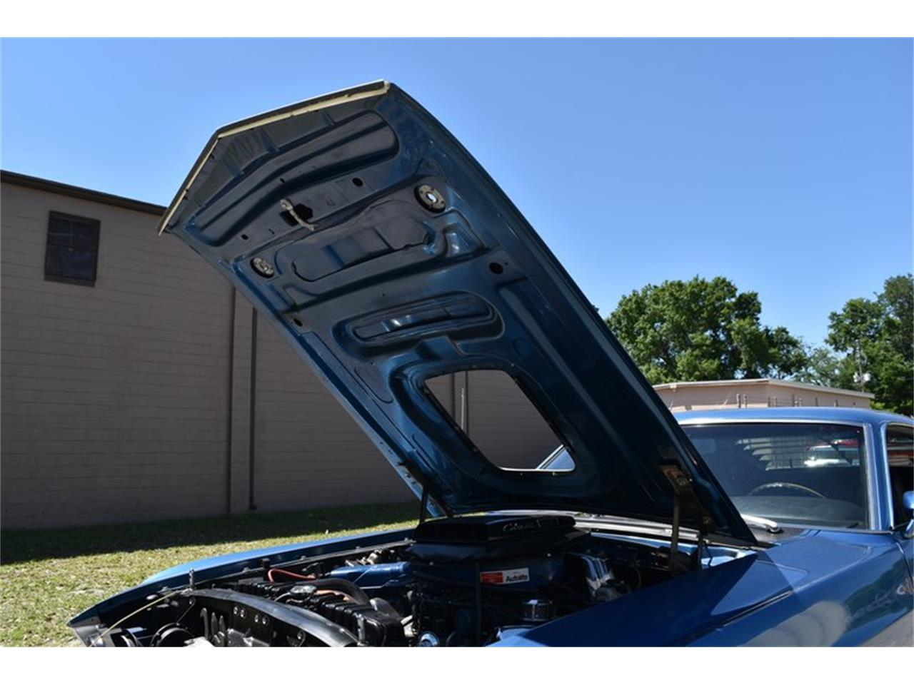Large Picture of '69 Mustang - PX4O