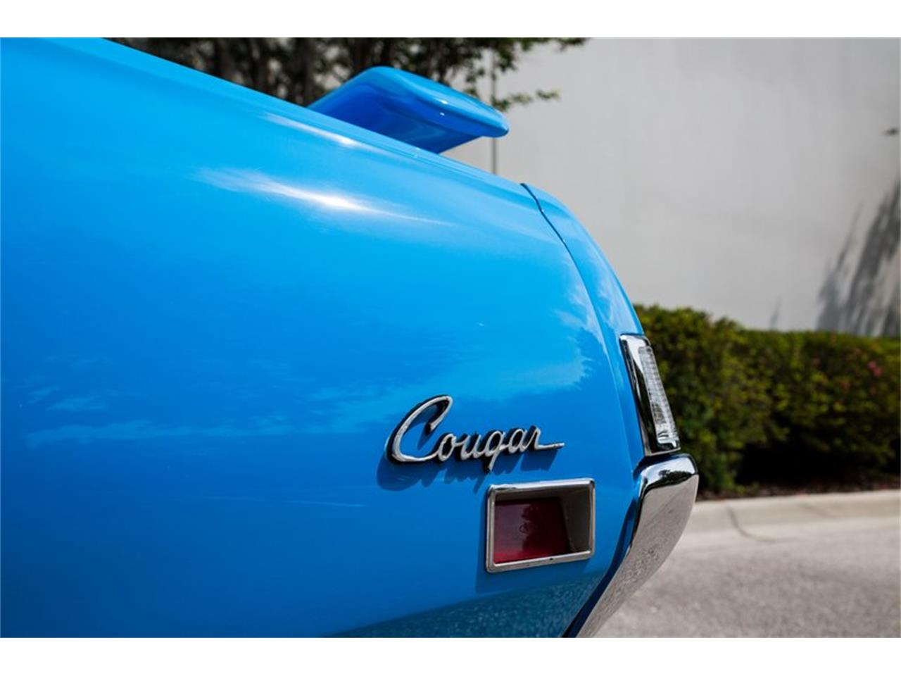 Large Picture of Classic 1969 Cougar - PX4P