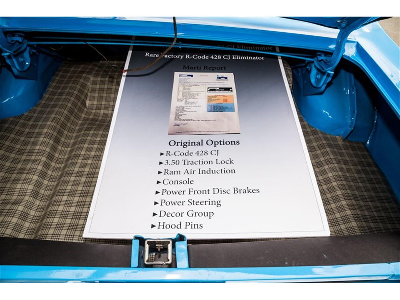 Large Picture of 1969 Cougar located in Florida Offered by Orlando Classic Cars - PX4P