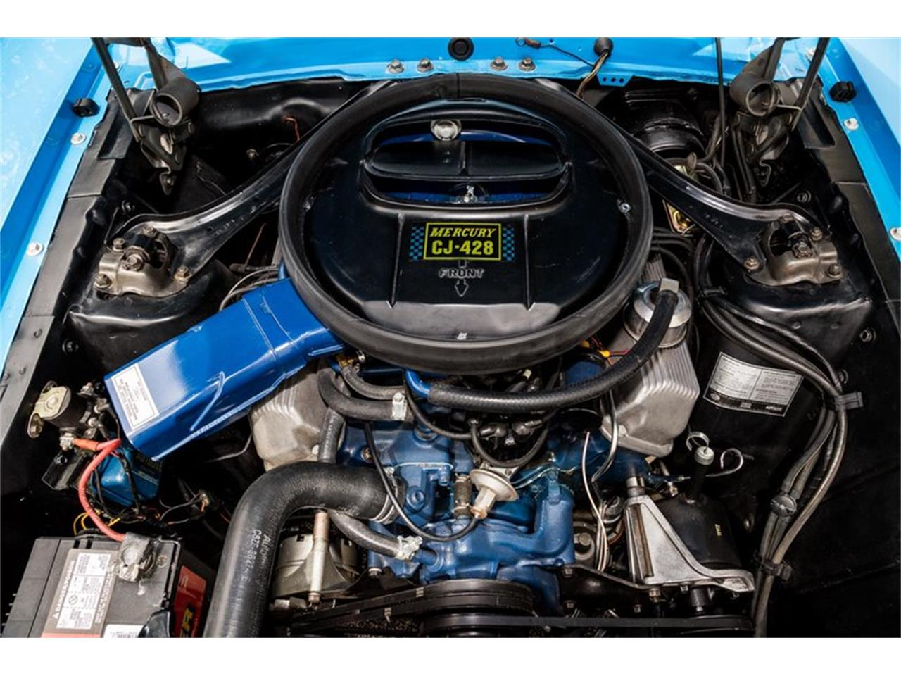 Large Picture of '69 Cougar located in Florida Offered by Orlando Classic Cars - PX4P