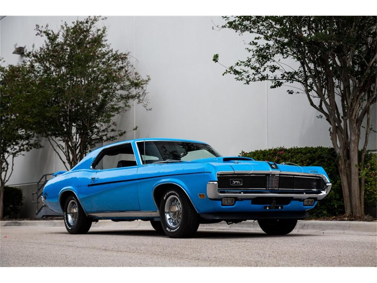 Large Picture of Classic 1969 Mercury Cougar located in Florida - PX4P
