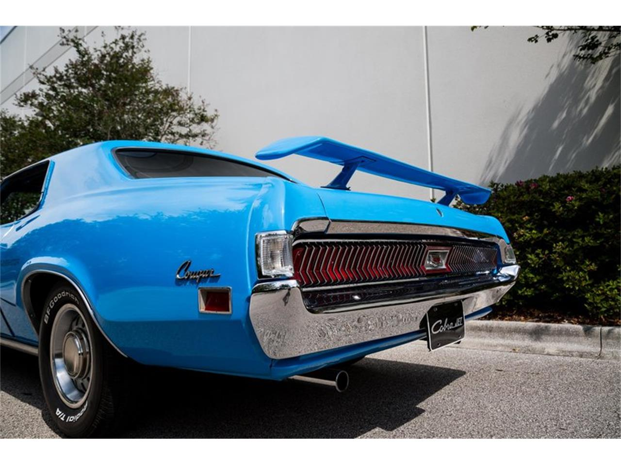 Large Picture of 1969 Mercury Cougar - $67,500.00 Offered by Orlando Classic Cars - PX4P