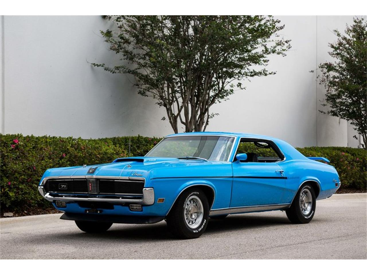 Large Picture of 1969 Mercury Cougar located in Orlando Florida Offered by Orlando Classic Cars - PX4P