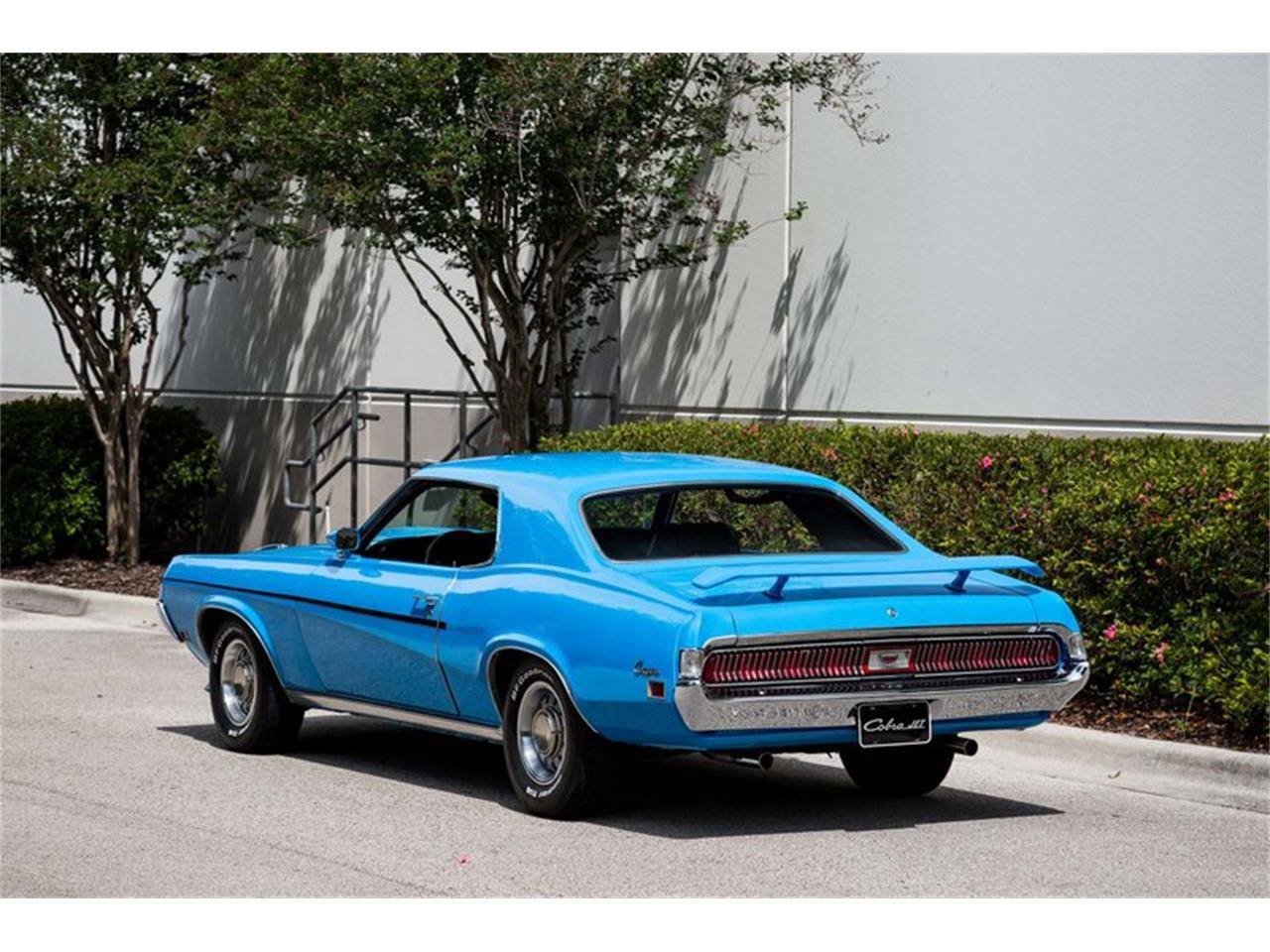 Large Picture of '69 Mercury Cougar located in Orlando Florida - PX4P