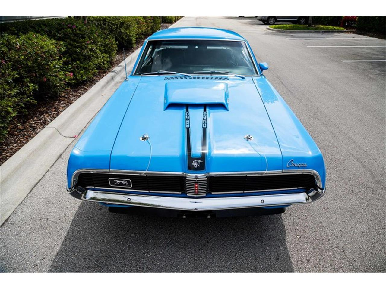 Large Picture of Classic 1969 Cougar located in Orlando Florida - $67,500.00 Offered by Orlando Classic Cars - PX4P