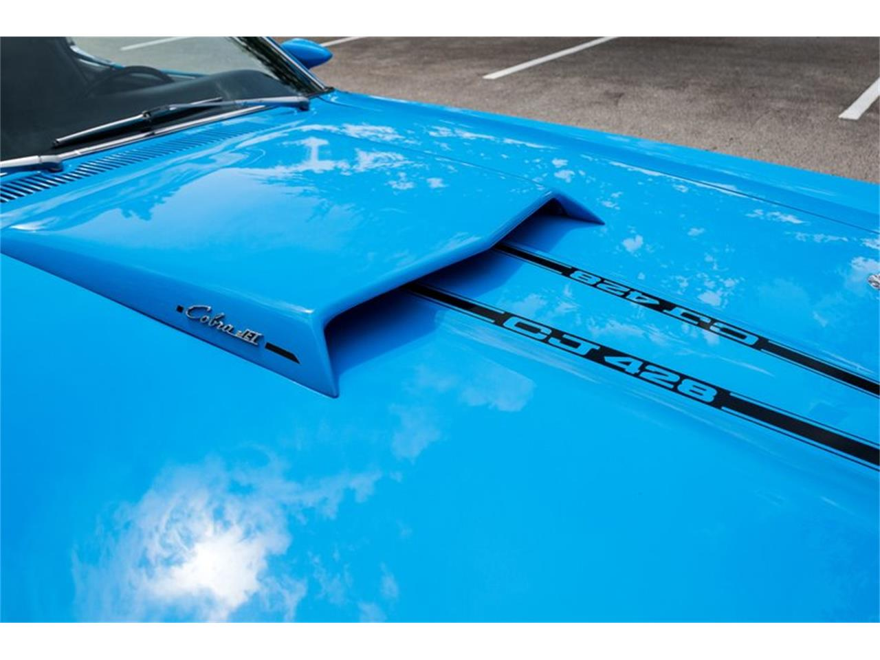 Large Picture of Classic '69 Mercury Cougar - PX4P