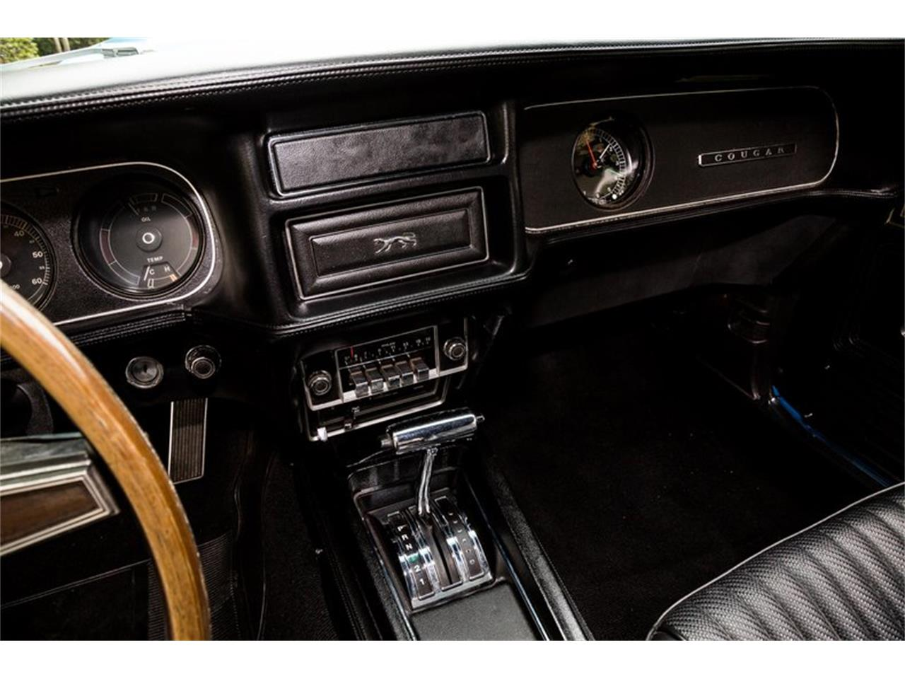 Large Picture of 1969 Mercury Cougar located in Florida Offered by Orlando Classic Cars - PX4P