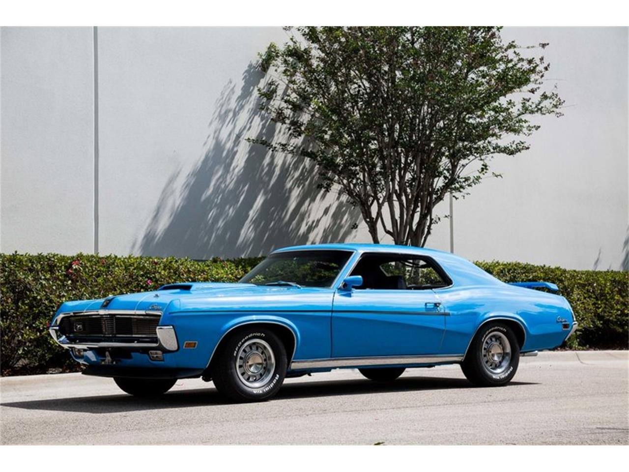 Large Picture of Classic '69 Mercury Cougar located in Florida - $67,500.00 Offered by Orlando Classic Cars - PX4P