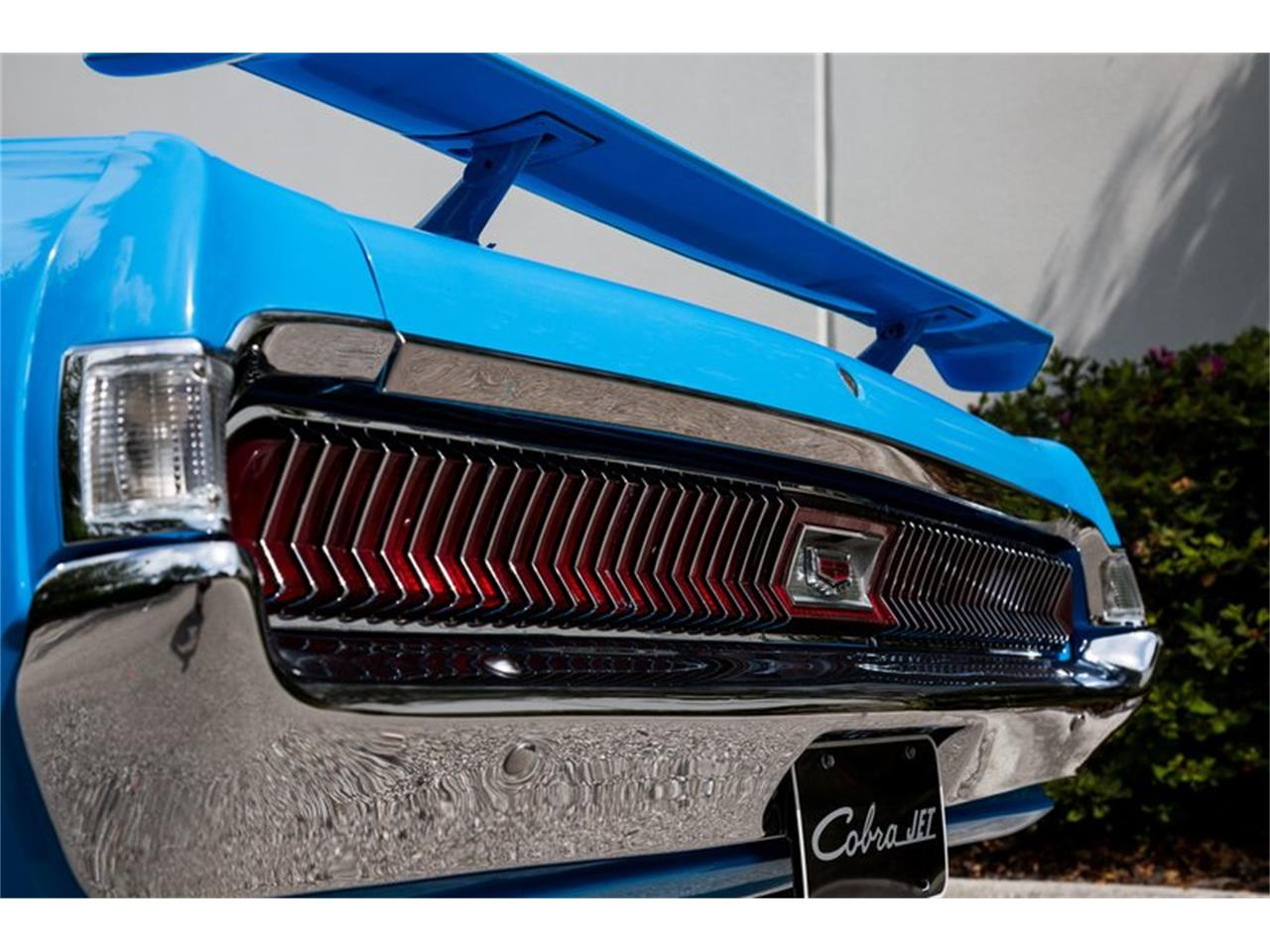Large Picture of Classic 1969 Cougar located in Orlando Florida Offered by Orlando Classic Cars - PX4P